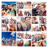 Photo Collage Friend