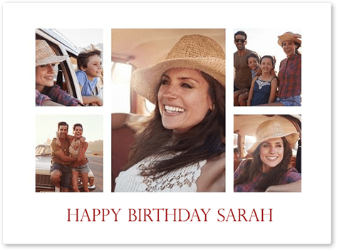 Birthday Collage Maker FREE Templates For Up To 100 Photos