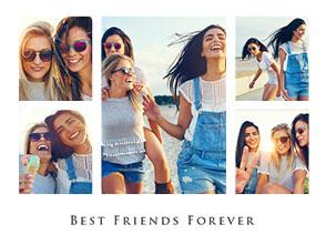 collage vorlage friends 3