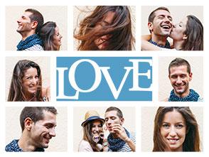 collage vorlage liebe 1