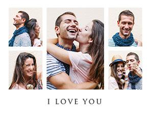 collage vorlage liebe 3
