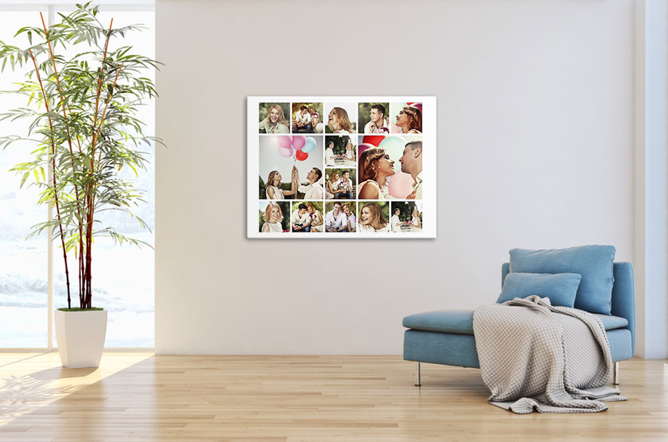 create picture collage apartment