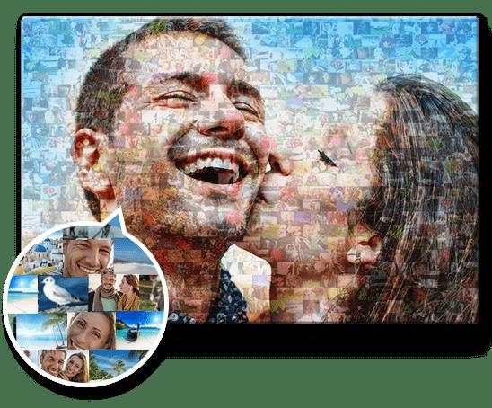 photo mosaic | photo-collage.net