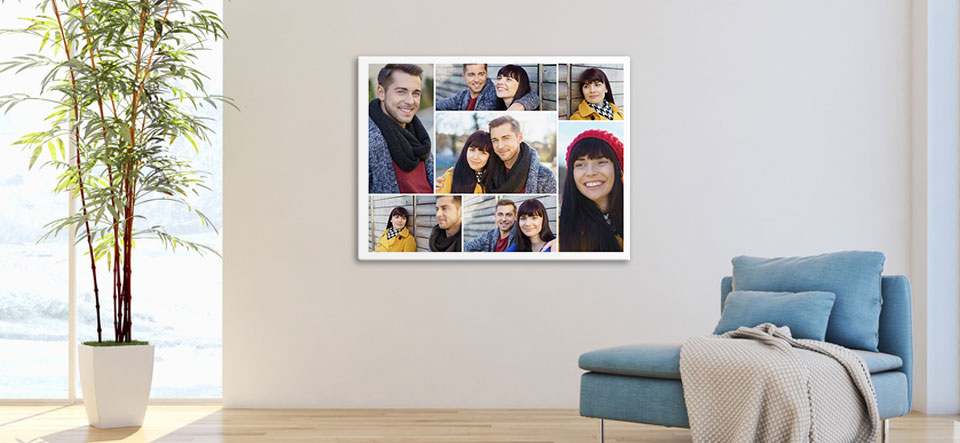 make your own photo collage apartment