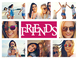 photo collage for friends 1