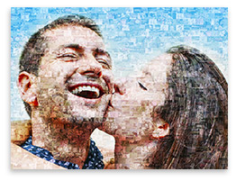 photo mosaic transfer